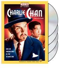 The Charlie Chan Collection DVD set
