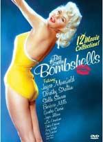 Big Screen Bombshells DVD box