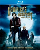 Cirque du Freak: The Vampire's Assistant Blu-ray box
