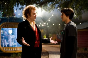 Cirque de Freak: The Vampire's Assistant movie scene with John C. Reilly and Chris Massoglia