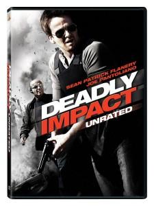 Deadly Impact DVD box