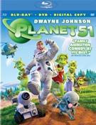 Planet 51 Blu-ray box