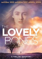 The Lovely Bones DVD