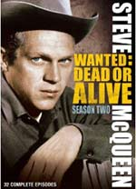 Wanted: Dead or Alive Season 2 DVD box