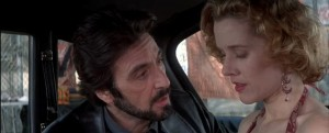 Carlito's Way movie scene with Al Pacino and Penelope Ann Miller