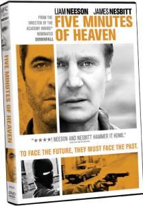 Five Minutes of Heaven DVD box