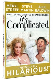 It's Complicated DVD box