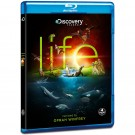 Discovery's Life Blu-ray box