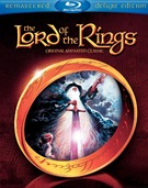 The Lord of the Rings by Ralph Bakshi Blu-ray box