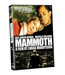 Mammoth DVD box