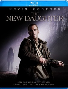 The New Daughter Blu-ray box