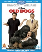 Old Dogs Blu-ray box