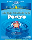 Ponyo Blu-ray box