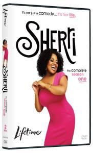 Sherri: Season One DVD box
