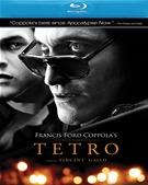Tetro Blu-ray box