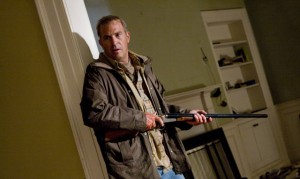 The New Daughter movie scene with Kevin Costner