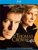 The Thomas Crown Affair Blu-ray box