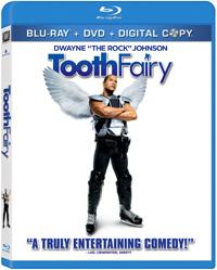 Tooth Fairy Blu-ray box