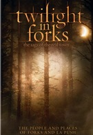 Twilight in Forks DVD box