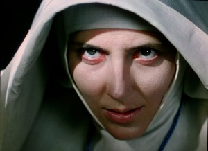 Black Narcissus movie scene