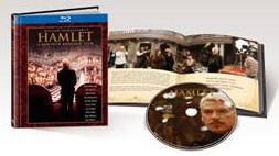 Hamlet Blu-ray package