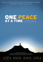 One Peace at a Time DVD box