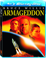 Armageddon Blu-ray box