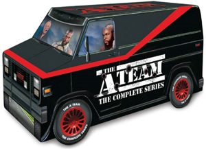 The A-Team: The Complete Series DVD box set