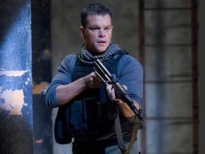 Green Zone movie scene with Matt Damon