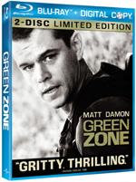 Green Zone Blu-ray box