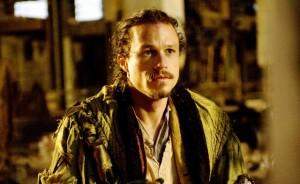 The Imaginarium of Dr. Parnassus movie scene with Heath Ledger