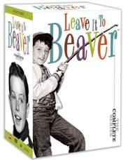 Leave It To Beaver: The Complete Series DVD box