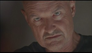 Lost Season 6 scene with Terry O'Quinn