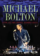 Michael Bolton Royal Albert Hall DVD box