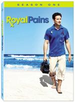 Royal Pains DVD box