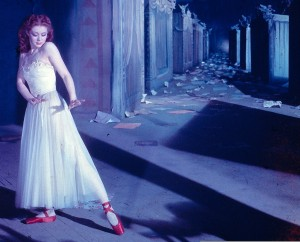 The Red Shoes movie scene