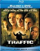 Traffic Blu-ray/DVD combo box