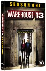 Warehouse 13 DVD box