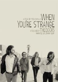When You're Strange DVD box
