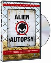 Alien Autopsy DVD box