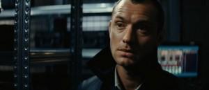 Repo Men movie scene with Jude Law
