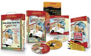 Wheels On the Bus Travel Kit