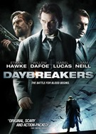 Daybreakers DVD box