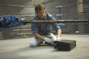 Dexter season 4 TV show scene with Michael C. Hall