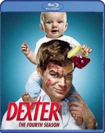 Dexter season 4 Blu-ray box