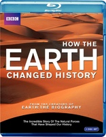 How the Earth Changed History Blu-ray box