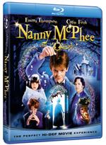 Nanny McPhee Blu-ray box