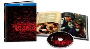 Seven Blu-ray box set with book
