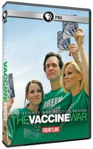 The Vaccine War DVD box