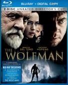 The Wolfman Blu-ray box